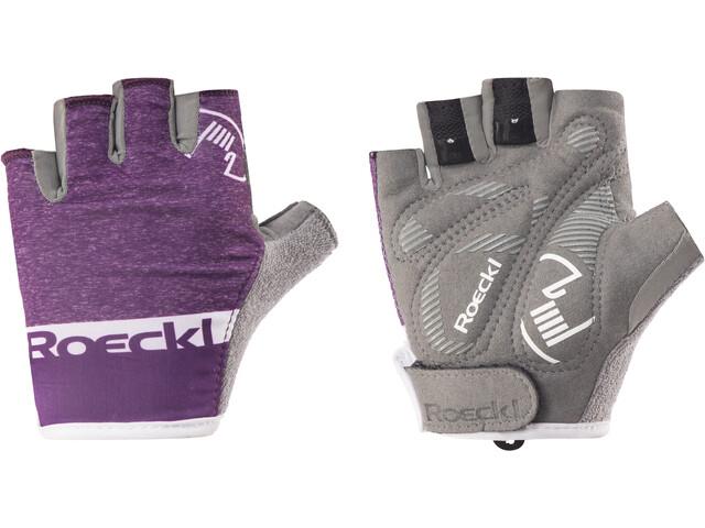 Roeckl Ziros Handschoenen Kinderen, purple